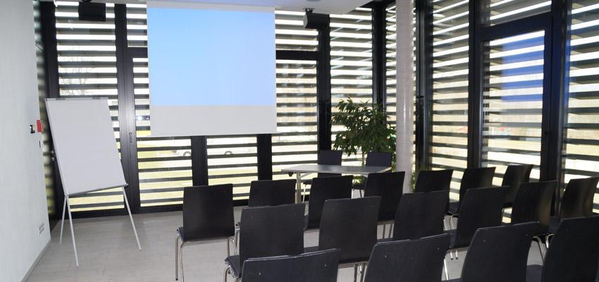 Seminarraum in der Stadthalle Sigmaringen auf www.stadthalle-sigmaringen.de